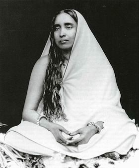 Holy Mother Sarada Devi