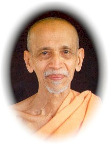 Gurudev Swami Chidananda - Disciple of Gurudev Swami Sivananda and President, Divine Life Society