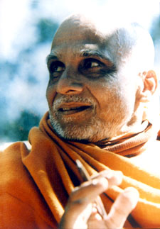 Swami Krishnananda, disciple of Gurudev Swami Sivananda, Rishikesh