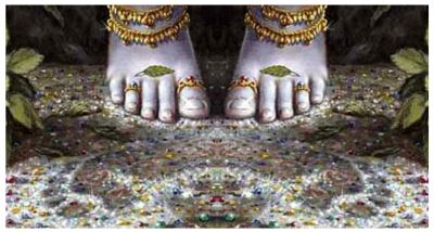 Lotus Feet of Rama