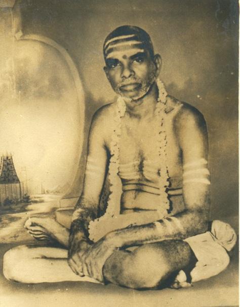 Swami Avadhutendra Saraswati ji
